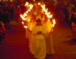 Lucia procession