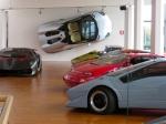 inside Lamborghini