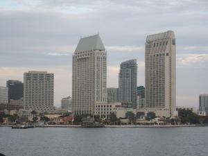 San Diego Harbor Skyline